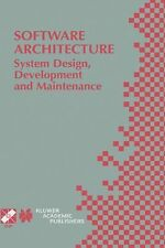 Software Architecture : System Design, Development and Maintenance 97 by...