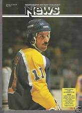 1981 May ScotiaBank Mag,Simmer Cover,Gillies C-fold,etc