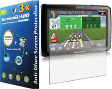 3x Anti-glare LCD Screen Protector Magellan RoadMate 9020T-LM 9212T-LM 9250T-LMB