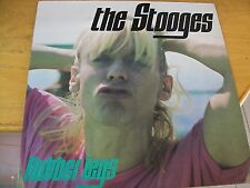 THE STOOGES RUBBER LEGS  LP + 7""