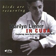 Marilyn Lerner in Cuba: Birds Are Returning by Marilyn Lerner (CD, Nov-1997)