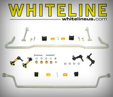 Whiteline 2014+ Subaru WRX Sway Bar Kit BSK017
