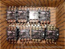 8 USED FURNAS SIEMENS CONTACTOR 6, 42BF35AJASI 2, 42AF35AJASM FREE SHIPPING!
