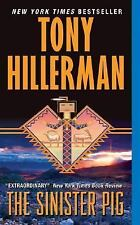 The Sinister Pig, Tony Hillerman, 0061098787, Book, Acceptable