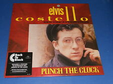 Elvis Costello and The Attractions - Punch the clock - LP 180GR + MP3  SIGILLATO