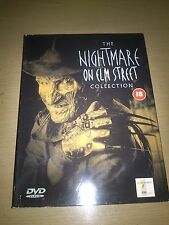 Wes Craven's Nightmare On Elm Street 1-5 (DVD, 2001, 5 Discs) Unsealed and Used