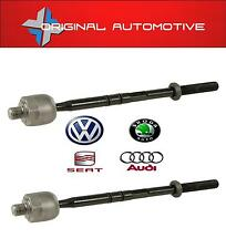 FITS AUDI A3 2003-2012 FRONT INNER TIE TRACK ROD ENDS X2 FAST DISPATCH