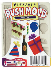 Sculpey Push Molde-Party Time