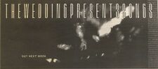 15/9/90 Pgn07 Advert: The Wedding Present 3 Songs Coming Out Next Week 4x9