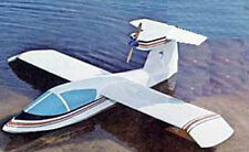 1/6 Scale Seawind Seaplane Plans, Templates and Instructions
