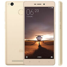 Xiaomi Redmi 3S Plus 32GB, 2GB RAM, Gold Color , 4G VoLTE, 1 Year MI Warranty
