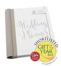 Luxury Wedding Planner, Book Journal Organiser & Sticky Notes Set Present Busy B