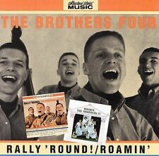 Rally Round/Roamin with the Brothers Four * by The Brothers Four NEW CD