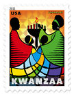 USPS New Kwanzaa Forever Self-Adhesive Stamp Sheet of 20