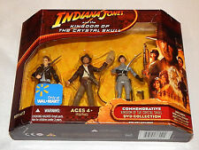 Indiana Jones/Mutt Williams/Irina Spalko-Conmemorativa-Set 1-Hasbro