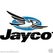 Jayco - (STYLE 2) - Camper Trailer Tent Name Sticker Decal Graphic - SINGLE