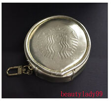 2012 Starbucks Taiwan gold coin purse