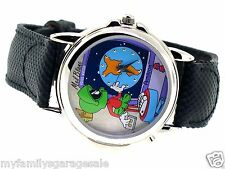Animated 1998 Armitron Warner Brothers MARVIN MARTIAN Mel Blanc Voice Watch