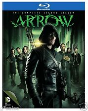 Arrow ~ Complete 2nd Second Season 2 Two ~ BRAND NEW BLU-RAY SET