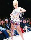 HOT SEXY NICOLE RICHIE SIGNED 8X10 PHOTO AUTHENTIC AUTOGRAPH RUNWAY COA