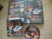 YU-GI-OH ! POWER OF CHAOS  YUGI THE DESTINY PC CD + manual.