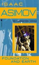 Foundation #5: Foundation and Earth by Isaac Asimov (2004, Mass Market PB)