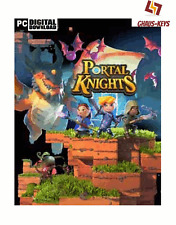 Portal Knights STEAM Key Pc Game Download Code Spiel Blitzversand