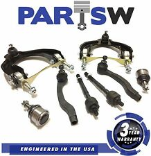8Pc Suspension kit for Acura Integra Honda Civic 92-2001 Ball Tie Rod Control A