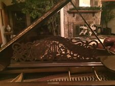 """1878 Steinway Grand Piano.  Model """"B"""", Rosewood - Fully Refurnished"""