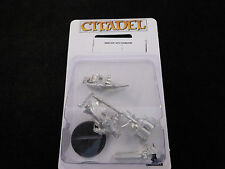 40K Sisters of Battle Witch Hunter Missionary with Chainsword Metal Blister Pack