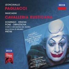 Decca Opera: Leoncavallo: Pagliacci / Mascagni: Cavalleria Rusticana [2 CD], Alb