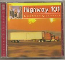 "HIGHWAY 101, CD ""COUNTRY CLASSICS"" NEW SEALED"