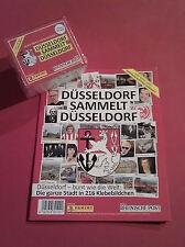 Panini Düsseldorf sammelt Düsseldorf 1 x Display + Album - 50 Tüten - von 2010