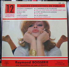 RAYMOND BOISSERIE SEXY CHEESECAKE COVER FRENCH EP