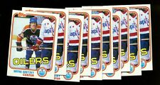 1981 TOPPS #16 WAYNE GRETZKY LOT OF 10 MINT *INV4036