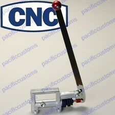 CNC Staging Hand Brake For Drag Racing With 3/4 Inch Bore Cylinder Upright Hndle