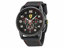 Scuderia Ferrari 0830063 Mens SF107 Heritage Watch