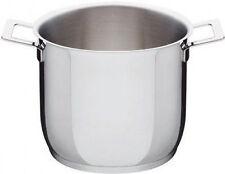 A di Alessi - AJM100/24 - Pots&Pans, Stockpot (mirror polished)
