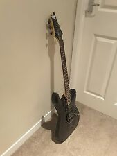 A SCHECTER C-1 SGR Electric Guitar BLACK with soft case