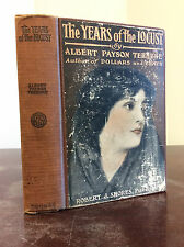 THE YEARS OF THE LOCUST By Albert Payson Terhune - 1917 - 1st ed