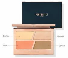 [PONY EFFECT] Contouring Master Palette #Marvelous 12g(3gX4ea)-Korean Cosmetics