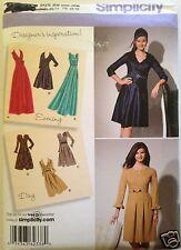 S 2338 Patron couture - Robes de soirée - Femme