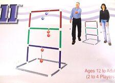 Ladder Ball Ladder Golf Toss Outdoor Hillbilly Horseshoe Yard  Tournament Game