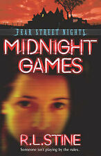 Midnight Games (Fear Street Nights), R. L. Stine, New Book
