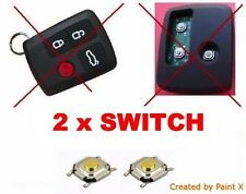 2 BOUTONS SWITCH FORD FALCON TERRITORY BA BF UTE