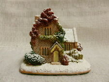 Lilliput Lane Paying Your Way In Winter 2012 The British Collection L3412a
