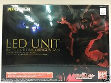 Bandai 0194366 1/60 Perfect Grade LED Unit PG RX-0 Unicorn Gundam & Banshee Norn
