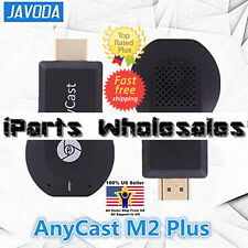 AnyCast M2 Plus WiFi Display Dongle Receiver 1080P HDMI TV DLNA Airplay Miracast