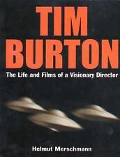 Tim Burton: The Life and Films of a Visionary Director