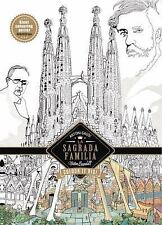 Barcelona - Gaudi - La Sagrada Familia by Victor Escandell (2016, Novelty Book)